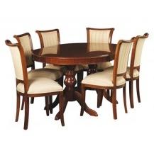 Ruokapoydat ja tuoli