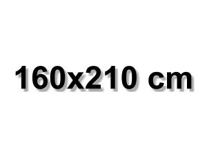 160x210 cm