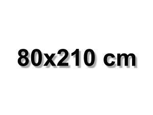 180x210 cm
