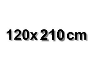 120x210 cm